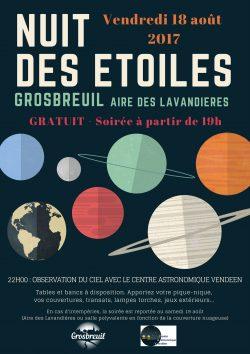 Nuit des Etoiles 2017 V2