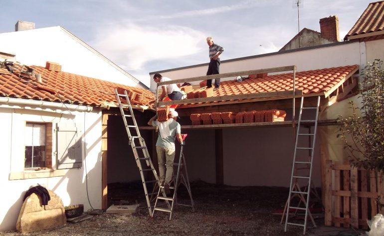 CONSTRUCTION PREAU MAISON DU PATRIMOINE