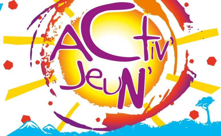 ACTIV'JEUN – PROGRAMME TES VACANCES