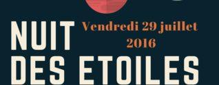 Nuit des Etoiles 2016