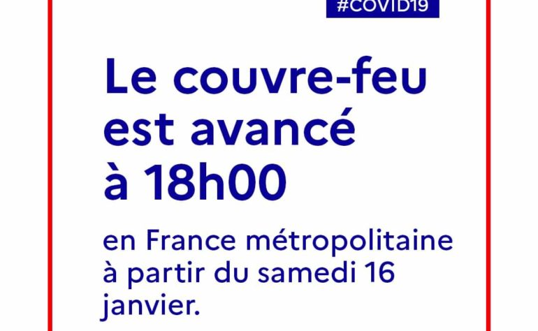 COVID 19 – INFORMATIONS