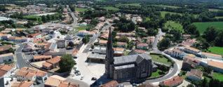 Aménagement du centre bourg – 2018/2019