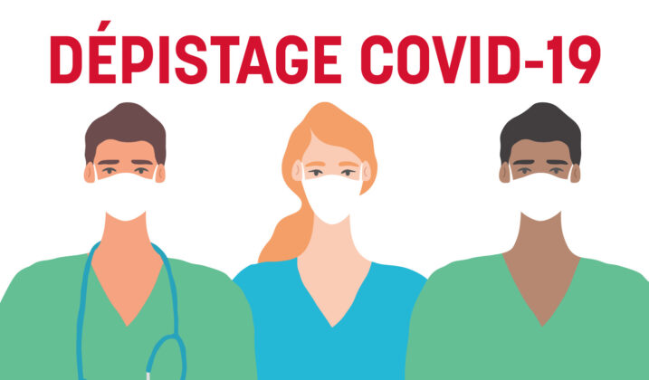 DEPISTAGE COVID19