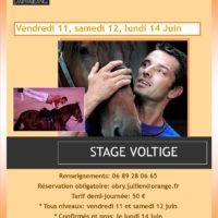 stage voltige douziech 11 12 14 juin 2021