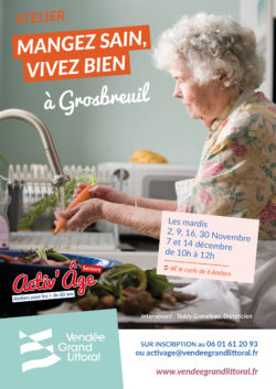 mangez sain Grosbreuil